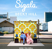 Sigala and etc - Wish You Well piano sheet music