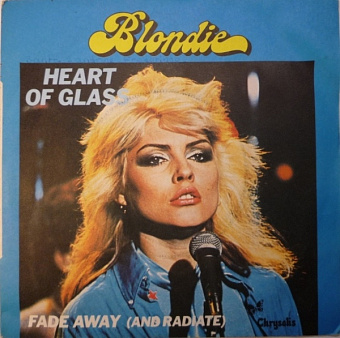 Blondie - Heart of Glass piano sheet music