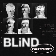 PRETTYMUCH - Blind piano sheet music
