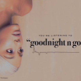 Ariana Grande - Goodnight N Go piano sheet music