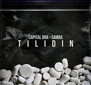 Capital Bra and etc - Tilidin piano sheet music