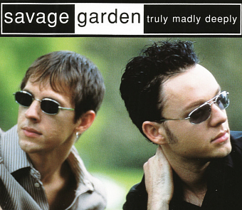 Savage Garden - Truly Madly Deeply piano sheet music