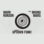 Mark Ronson and etc - Uptown Funk piano sheet music