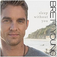 Brett Young - Sleep Without You piano sheet music
