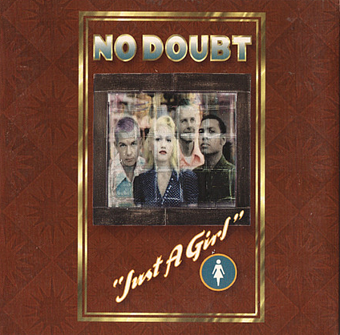 No Doubt - Just a Girl piano sheet music