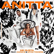 Anitta and etc - Me Gusta piano sheet music