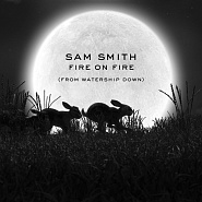 Sam Smith - Fire On Fire piano sheet music