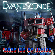 Evanescence - Wake me up Inside piano sheet music