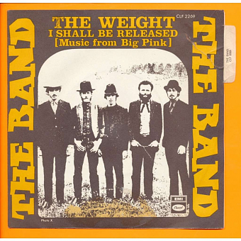 The Band - The Weight piano sheet music