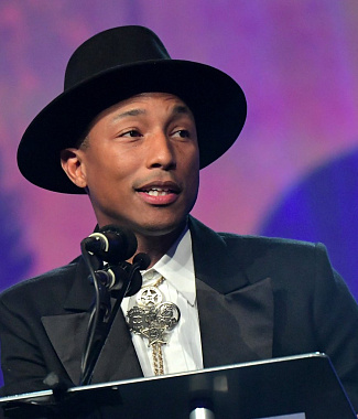 Pharrell Williams piano sheet music
