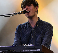 James Blake piano sheet music