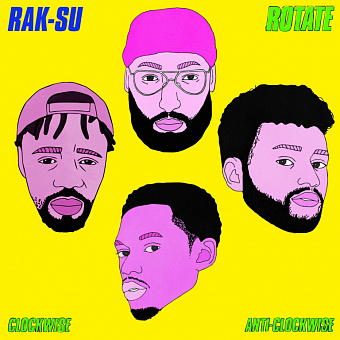 Rak-Su - Rotate (Clockwise) piano sheet music
