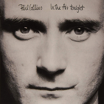 Phil Collins - In the air tonight piano sheet music