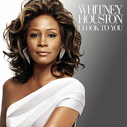 Whitney Houston - I Look To You piano sheet music