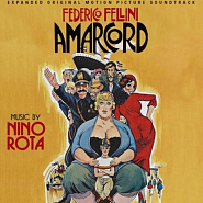 Nino Rota - Amarcord theme piano sheet music