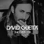 David Guetta and etc - Dangerous piano sheet music