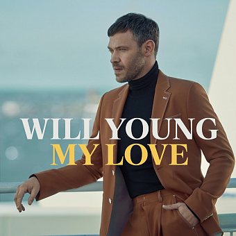 Will Young - My Love piano sheet music