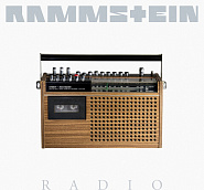 Rammstein -  RADIO piano sheet music