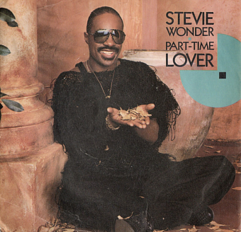 Stevie Wonder - Part-time lover piano sheet music