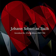 Johann Sebastian Bach - Inventio in A minor № 13 piano sheet music