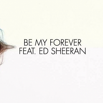 Christina Perri, Ed Sheeran - Be My Forever piano sheet music