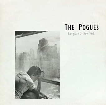 The Pogues, Kirsty MacColl - Fairytale Of New York piano sheet music