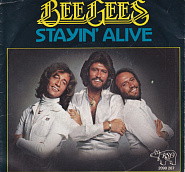 Bee Gees - Stayin' Alive piano sheet music
