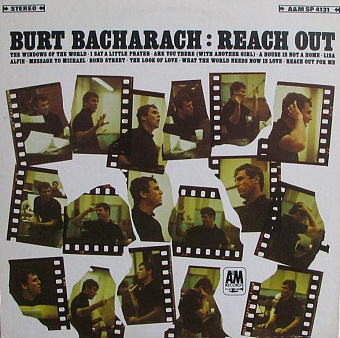 Burt Bacharach - What the World Needs Now Is Love piano sheet music