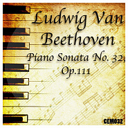 Ludwig van Beethoven - Piano Sonata No. 32 in C minor, Op. 111 piano sheet music