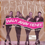 The Four Tops - Walk Away Renee piano sheet music