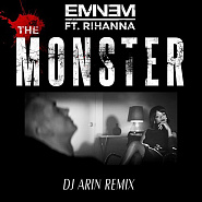 Eminem and etc - The Monster piano sheet music