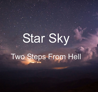Two Steps from Hell - Star Sky piano sheet music