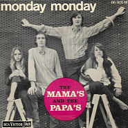 The Mamas & the Papas - Monday Monday piano sheet music