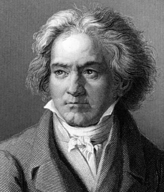 Ludwig van Beethoven piano sheet music
