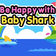 Pinkfong - Be Happy With Baby Shark piano sheet music