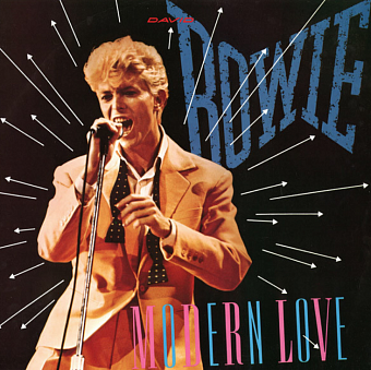 David Bowie - Modern Love piano sheet music