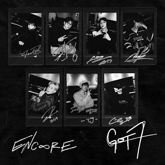 GOT7 - Encore piano sheet music