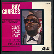 Ray Charles - Come Back Baby piano sheet music