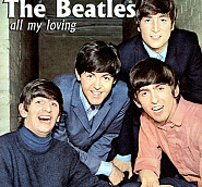 The Beatles - All my loving piano sheet music