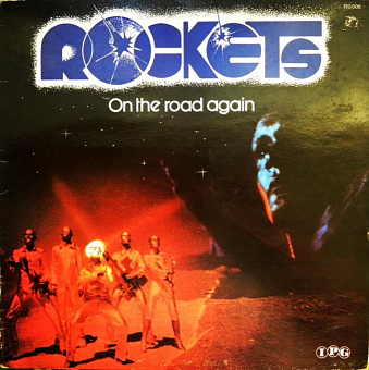 Rockets - On the Road Again piano sheet music