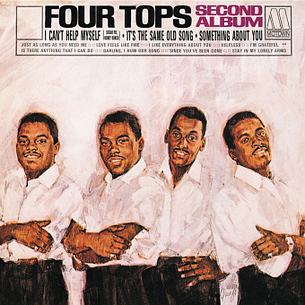 The Four Tops - I Can't Help Myself (Sugar Pie, Honey Bunch) piano sheet music