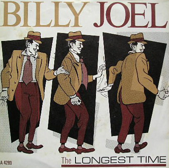 Billy Joel - The Longest Time piano sheet music