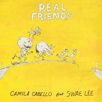 Camila Cabello, Swae Lee - Real Friends piano sheet music