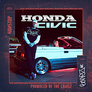 Bonez MC and etc - Honda Civic piano sheet music