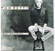 Tom Petty and the Heartbreakers - I Won't Back Down piano sheet music