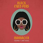 The Black Eyed Peas and etc - MAMACITA piano sheet music