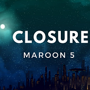 Maroon 5 - Closure piano sheet music