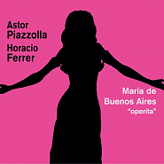 Astor Piazzolla - Yo soy Maria piano sheet music