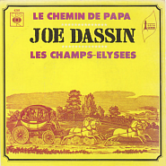 Joe Dassin - Le chemin de papa piano sheet music