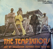 The Temptations - Just My Imagination piano sheet music